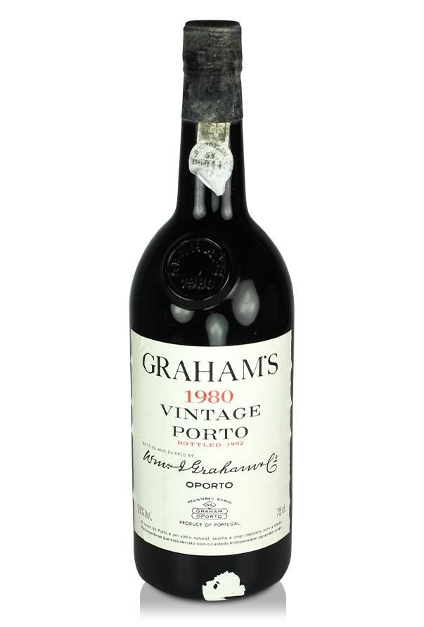 1980 Grahams Vintage Port 1980 -