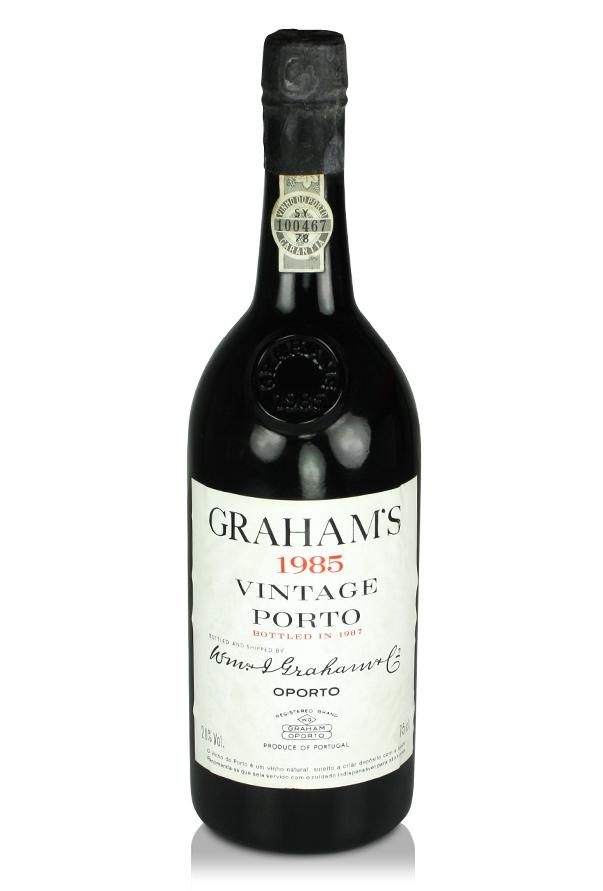 1994 Grahams Vintage Port - SKU - K &