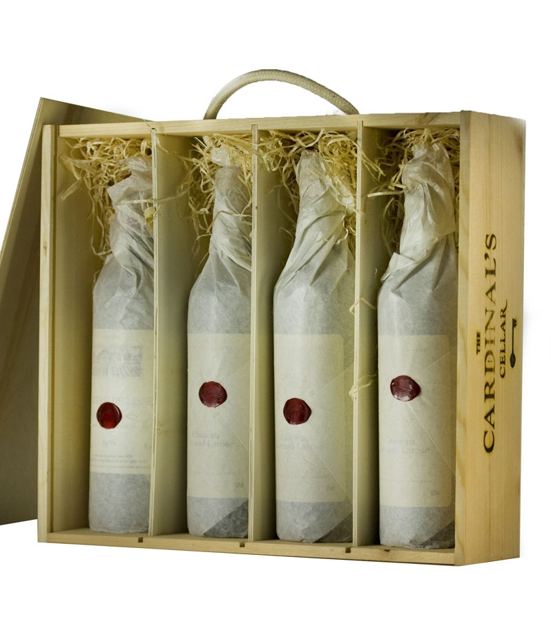 4-box-bottles_4.jpg  sc 1 st  The Cardinals Cellar & Wooden Wine Gift Box - 4 bottles