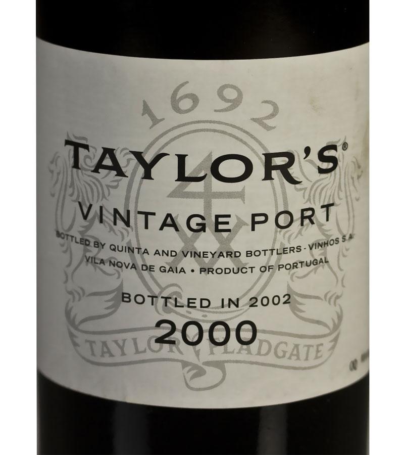 2000 taylor fladgate vintage port galleries 830