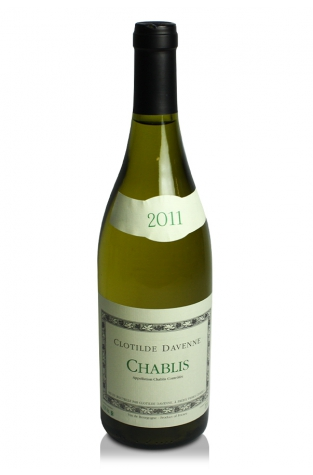 Clotilde Davenne, Chablis, 2012