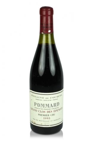 Domaine de Courcel, Pommard Grand Clos des Épenots, 1993