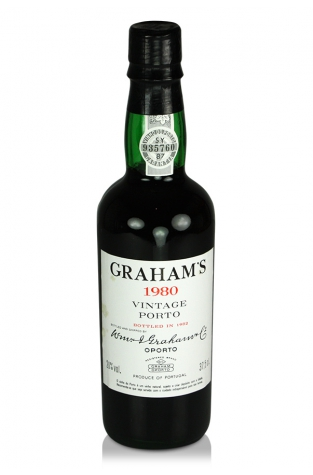 Graham's Vintage Port, 1980 (Half Bottle)