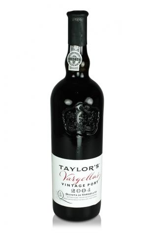 Taylor Fladgate, Quinta de Vargellas, Vintage Port, 2004