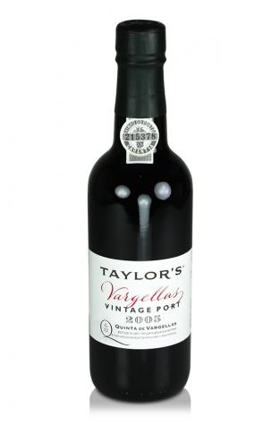 Taylor Fladgate, Quinta de Vargellas, Vintage Port, 2005, 1/2 Bottle