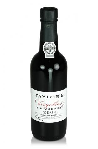 Taylor Fladgate, Quinta de Vargellas, Vintage Port, 2004 (1/2 Bottle)