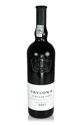Taylor Fladgate, Vintage Port, 2007