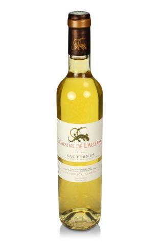 Domaine de l'Alliance, Sauternes, 2009 (50cl)