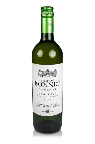 Château Bonnet Blanc, Entre-Deux-Mers, 2012