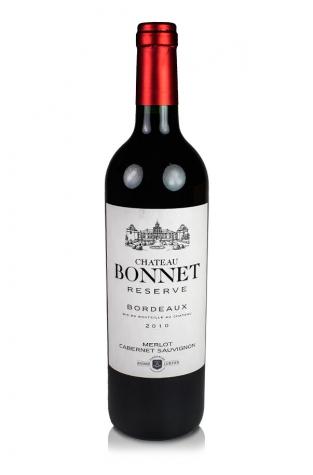 Château Bonnet, Bordeaux Reserve, 2010