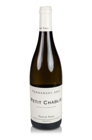 Petit Chablis, Patrick Piuze, 2012