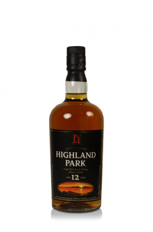 Highland Park, 12 Year Old Single Malt Whisky