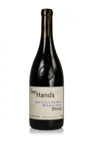 Two Hands, Lily's Garden Shiraz, McLaren Vale, 2004