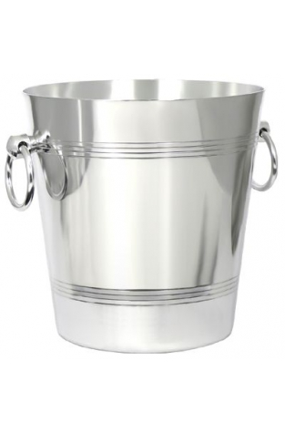 Wine Bucket, Aluminium, Bottle Size