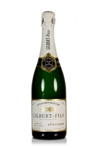 Lilbert & Fils Grand Cru Blanc de Blancs, Champagne, NV