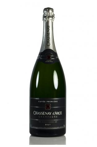 Chassenay d'Arce, Cuvée Première Brut, Champagne (Magnum)