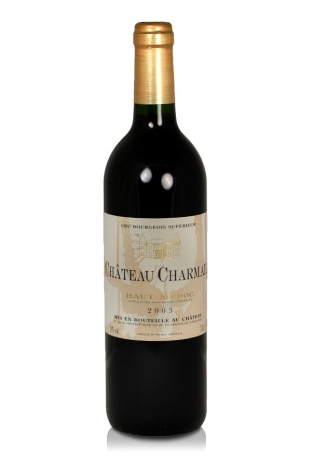 Château Charmail, Haut-Médoc, 2003