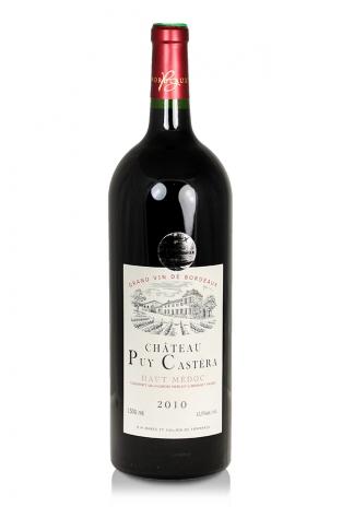 Château Puy Castera, Cru Bourgeois, Haut-Médoc, 2010 (Magnum)