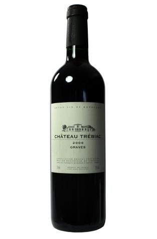 Château Trébiac, Graves, 2006