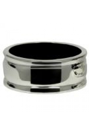 Silver Plated Drip Ring