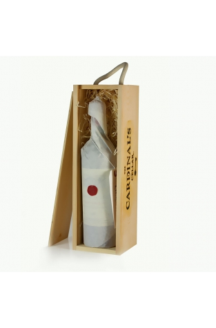 Wooden Wine Gift Box - Single