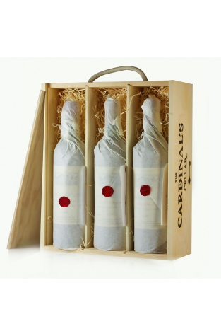 Wooden Wine Gift Box - Triple
