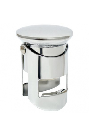 Stainless Steel Champagne Stopper, Heavy Duty