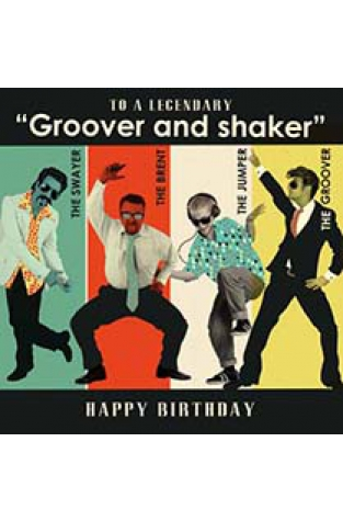 Groover and Shaker