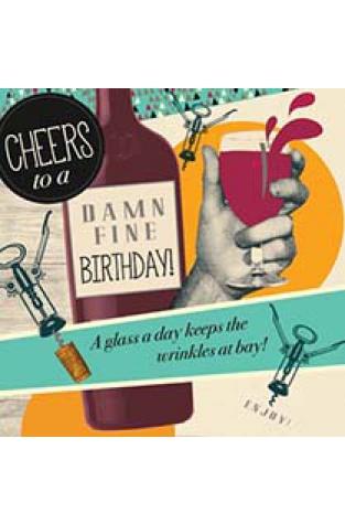Damn Fine Birthday