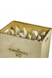 Wooden Wine Gift Box - 12 bottles