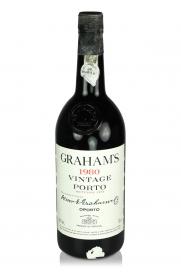 Graham's, Vintage Port, 1980