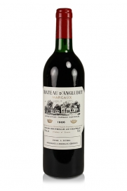 Chateau D'Angludet, Margaux, 1986
