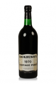 Cockburn's Vintage Port, 1970