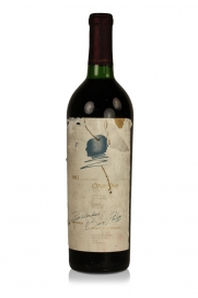 Opus One, Napa Valley, Mondavi, 1980