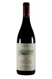 Burge Family Winemakers, Olive Hill SGM Shiraz, Barossa Valley 2001