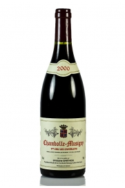 Ghislaine Barthod 1er Cru Les Chatelots, Chambolle-Musigny, 2000
