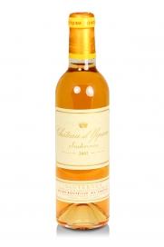 Château d'Yquem, Sauternes Premier Cru Supérieur, 2002, (Half-bottle)