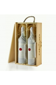 Wooden Wine Gift Box - Double
