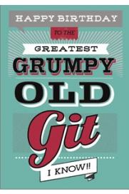 Grumpy Old Git