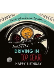 Driving In Top Gear