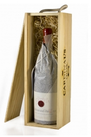 Wooden Wine Gift Box - Single Magnum