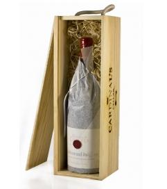 Wooden Wine Gift Box - Single Magnum