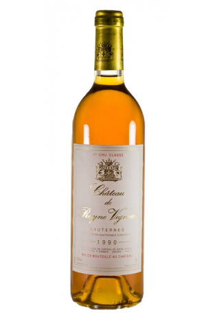 Serving Temperature of white wines