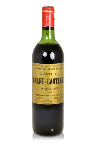 Château Brane-Cantenac, Margaux, 1982