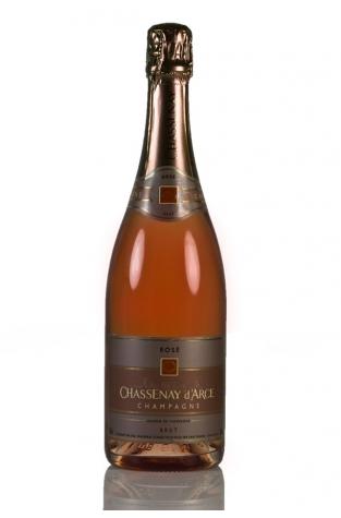 Chassenay d'Arce, Rosé Brut, Champagne