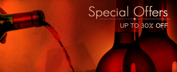 Special Offers on Wine